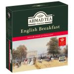 Чай Ahmad English Breakfast в пакетиках 100х2 г