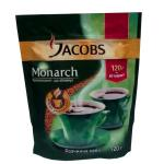 Кофе растворимый Jacobs Monarch 120г
