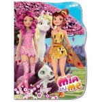 Блокнот А6 Kite Mia and Me 60 листов в клетку