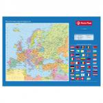 """Покрытие на стол Panta Plast """"Карта Европы"""" 59x41,5см"""