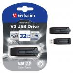 Флеш-память Verbatim Store'n'Go V3 USB 3.0 SuperSpeed 32Gb