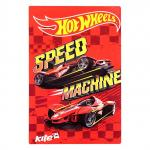 Блокнот 70х105мм Kite Hot Wheels 48 листов в клетку