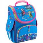 "Ранец Kite Love Owl You Forever ""совы"" K18-501S-6 ортопедический голубой с розовым"