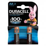 Батарейки Duracell Ultra Power 1.5В MX1500-LR6 AA 2шт