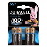 Батарейки Duracell Ultra Power 1.5В MX1500-LR6 AA 4шт