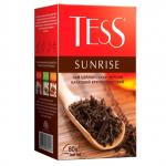 Чай Tess Sunrise 80г
