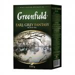 Чай Greenfield Earl Grey Fantasy 100 г