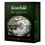 Чай Greenfield Earl Grey Fantasy в пакетиках 100х2 г